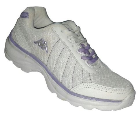 Zapatilla Kappa Vertigine Running - Blanco/Lila OUTLET