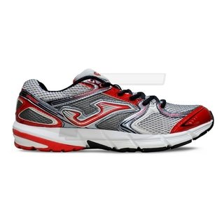 Zapatillas Running Joma Speed II - Gris Rojo en internet