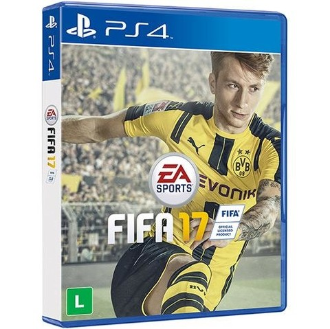 PS4 Game FIFA 17 Mídia Física Original