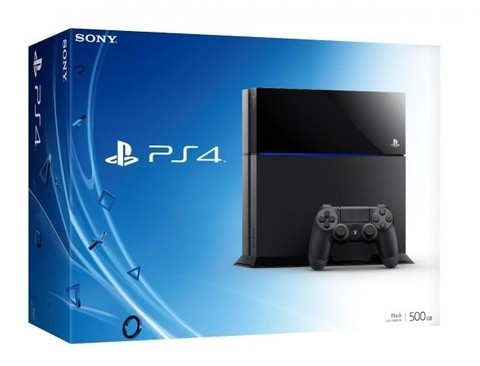 Console Playstation 4 - 500GB + 1 Controle