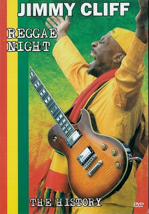DVD - Jimmy Cliff The History