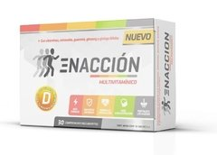 Enaccion Multivitaminico x30 tabs