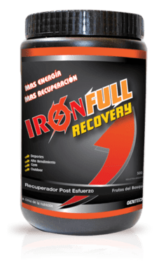 IRON FULL RECOVERY X5OO GR