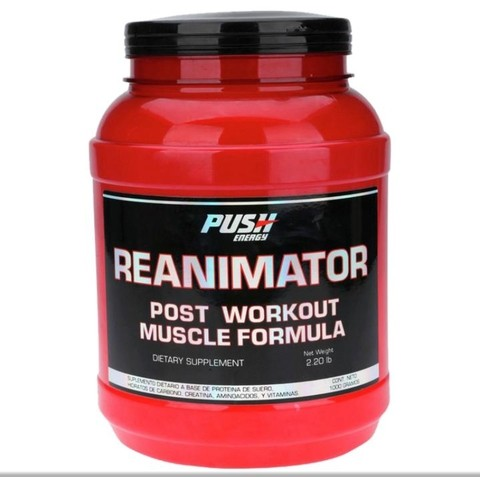 Reanimator Post Workout Push Energy X1000gr