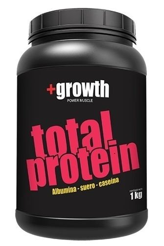 Total Protein +growth X 1kg - comprar online