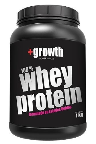 Whey Protein 1 Kg +growth