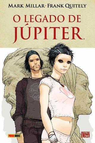 O Legado de Júpiter (Livro Um)