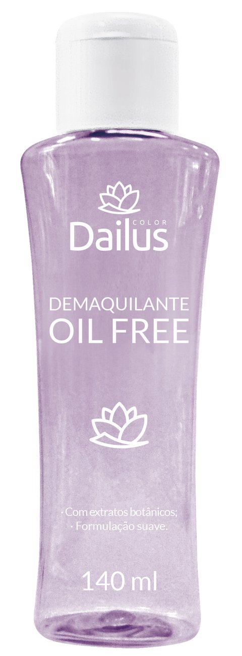 Dailus Demaquilante Oil Free