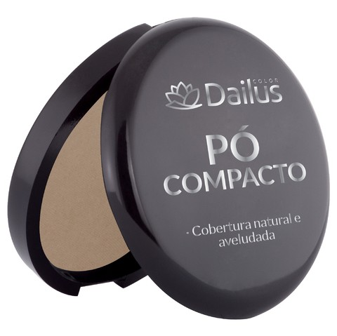 Dailus Pó Compacto Rose