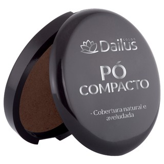 Dailus Pó Compacto Cafe
