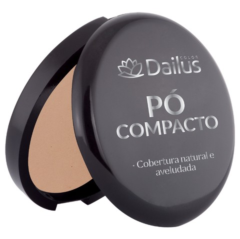 Dailus Pó Compacto Natural