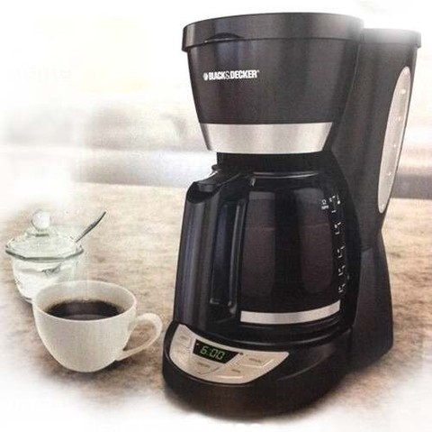 Cafetera Programable CM-1051B Black&Decker *melocompro*