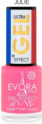 EVORA FRANCE GEL EFFECT - JULIE 7 ML