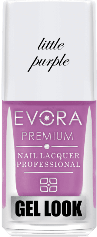 ESMALTE EVORA PREMIUM LITTLE PURPLE