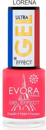 EVORA FRANCE GEL EFFECT - LORENA 7 ML