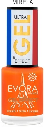 EVORA FRANCE GEL EFFECT - MIRELA - VIBE COLOR 7 ML