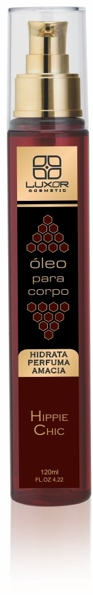 Oleo Corporal 120ml - Hippie Chic