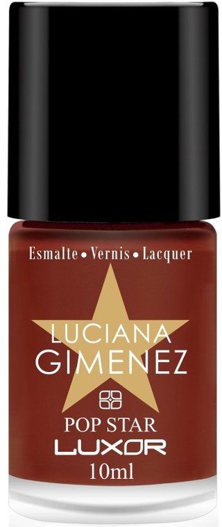 Esmalte Luciana Gimenez Pop Star 10ml