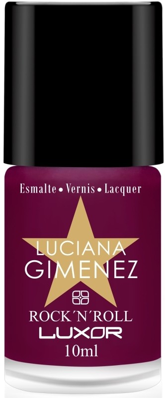 Esmalte Luciana Gimenez Rock N Roll 10ml