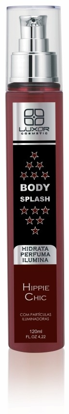 Body Splash 120ml - 3x1 Perfuma/Hidrata/Ilumina - Hippie Chic