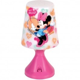 ABAJUR LED MINNIE