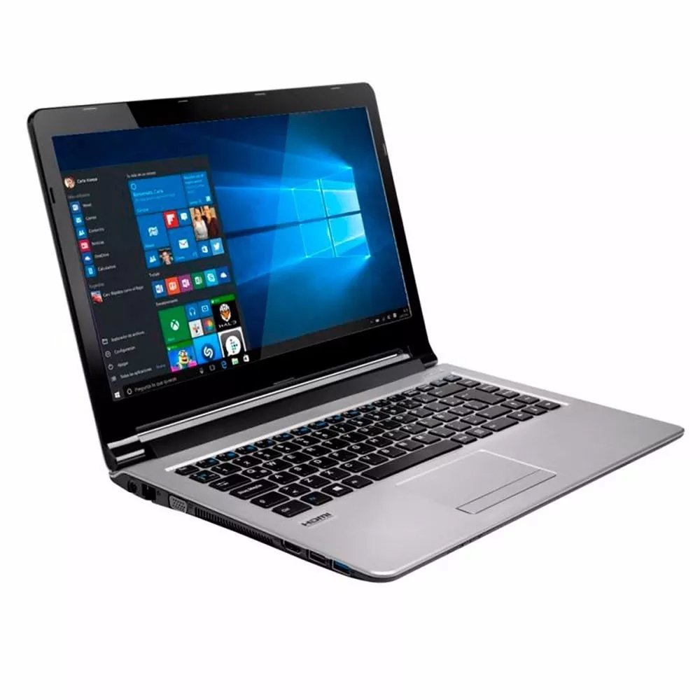 Notebook Bgh Positivo E955 Core I3 4gb Ram 500gb Dvd Hdmi