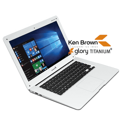 Notebook Ken Brown Glory Titatium 14¨ Intel 32gb 4gb Ram Win10