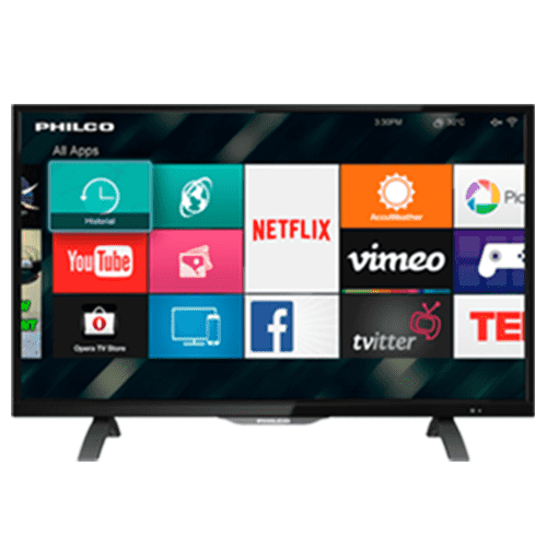 Smart Tv Led 32 Philco Pld3216hi Netflix Wifi Mandy Hogar