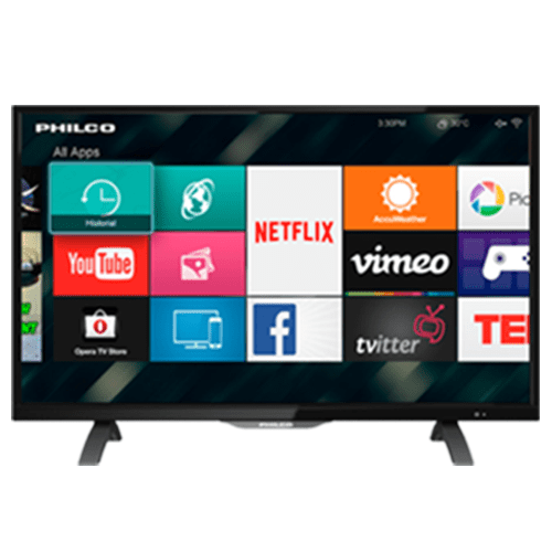 Smart Tv Led 32 Philco Pld3226hi Netflix Wifi MandyHogar