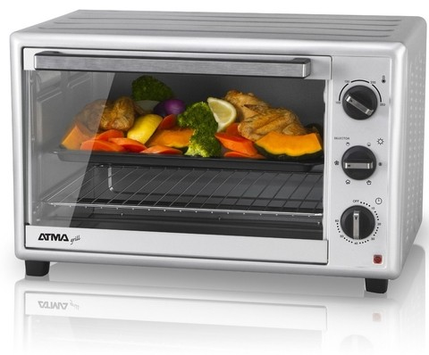 Horno electrico c/anafe doble 50ltr