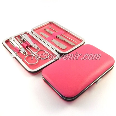 Set Manicuria Ideal Souvenir Mujeres