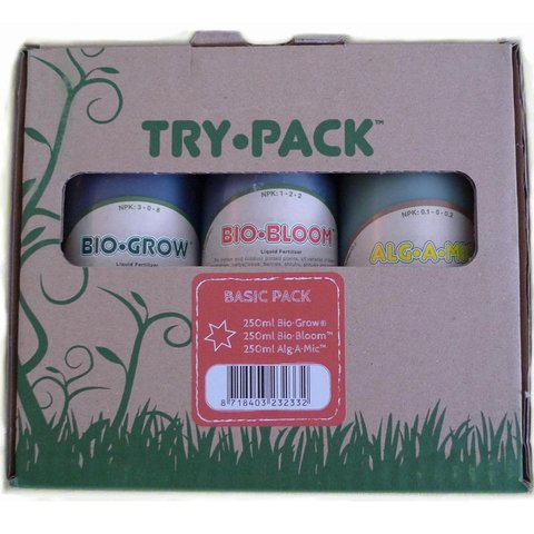 Biobizz - Try Pack Basic
