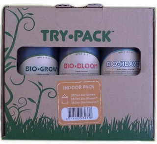 Biobizz - Try Pack indoor