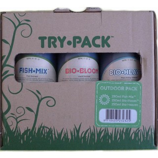 Biobizz - TRY-PACK Outdoor