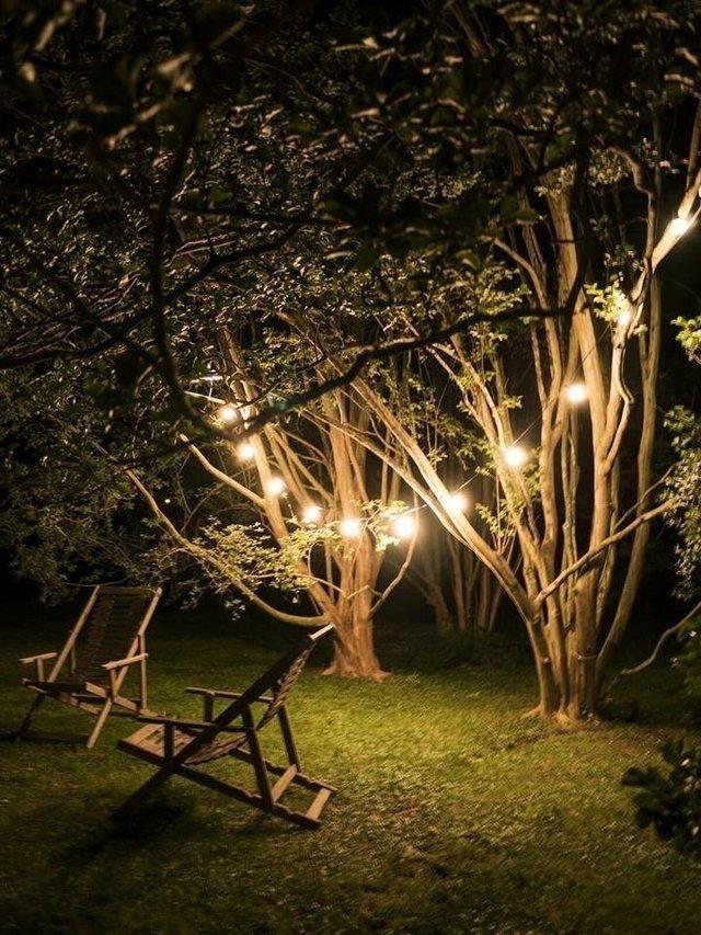guirnalda de luces bajo consumo - Guirnaldas De Luces