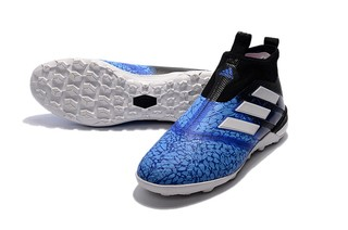 adidas ACE Tango 17+ Purecontrol TF Black Blue Grafit 706c1c1178444