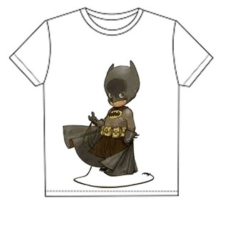Camiseta Infantil Batman 1