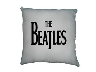 Almofada Estampa Beatles 40x40
