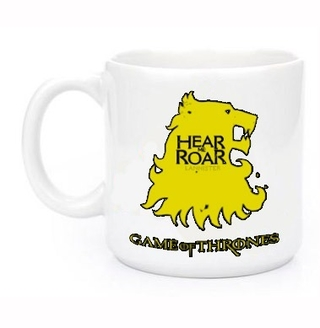 Caneca de Cerâmica Games of Thrones Hear