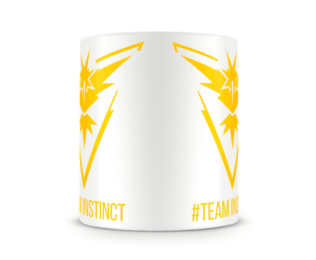POKƒMON GO TEAM INSTINCT na internet