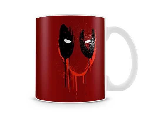 DEADPOOL MASK 2