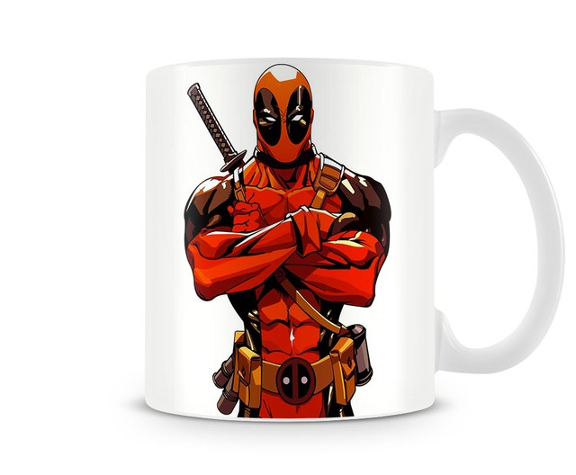 DEADPOOL na internet