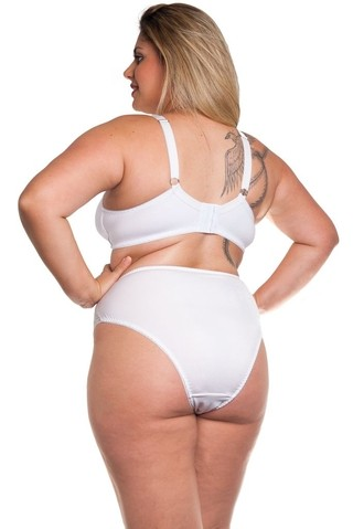 Calcinha Luiza Plus Size - Marilyn Plus