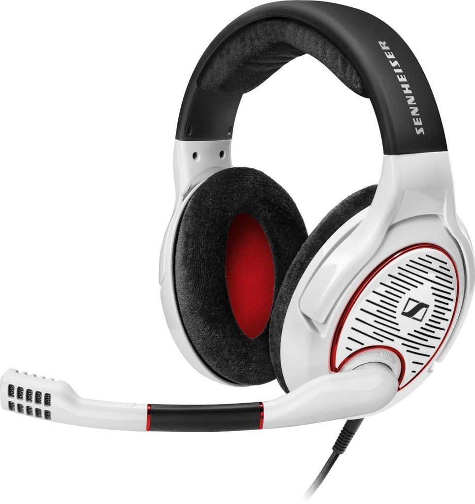 Sennheiser G4ME ONE white. OPEN BOX
