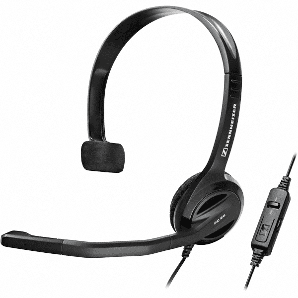 Sennheiser PC 26 USB. OPEN BOX