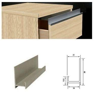 Perfil j comprar en maderas tabay s r l - Perfileria de aluminio ...