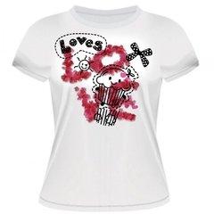 Camiseta Loves