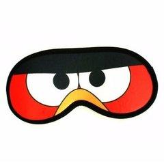 Mascara para Dormir - Angry Birds - Red