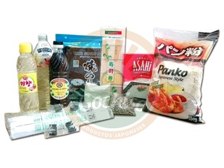 Kit Sushi Completo 11 Productos