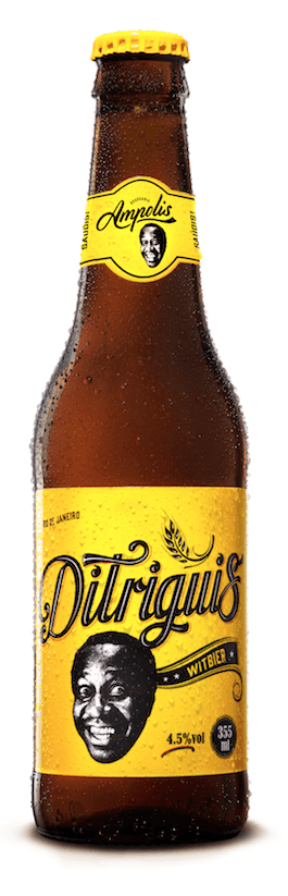 Ampolis Ditriguis - Witbier (355ml)